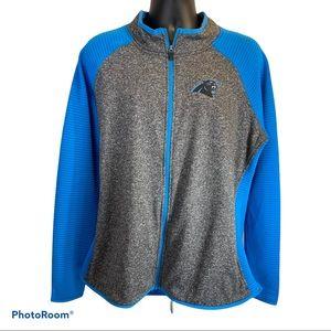 🆕 NFL Carolina Panthers Full Zip Jacket XXL